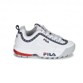 Fila Sneakers Disruptor Lgo Bianco Blu Donna