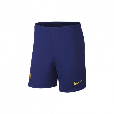 Nike Short Barcelona Home Blu Giallo Uomo