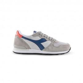 Diadora Sneakers Camaro Grigio Blu Uomo