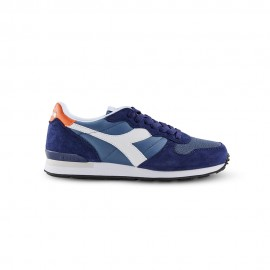 Diadora Sneakers Camaro Blu Bianco Uomo