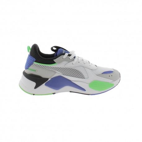 Puma Sneakers Rs-X Bianco Blu Uomo