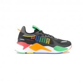 Puma Sneakers Rs-X Bold Nero Logo Uomo