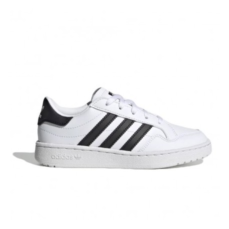 ADIDAS originals sneakers novice c ps bianco nero bambino