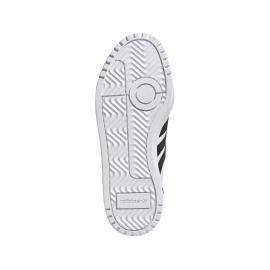 ADIDAS originals sneakers novice gs bianco nero bambino