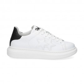 2star Sneakers Unisex Princess Nero Uomo