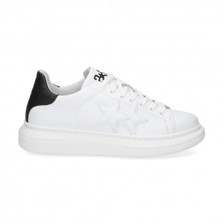 2star Sneakers Unisex Princess Nero Uomo