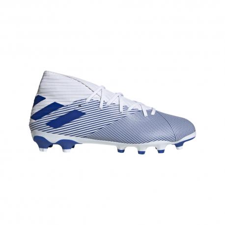 ADIDAS scarpe da calcio nemeziz 19.3 mg bianco royal uomo