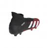 ADIDAS scarpe da calcio predator 20.3 fg nero bianco uomo
