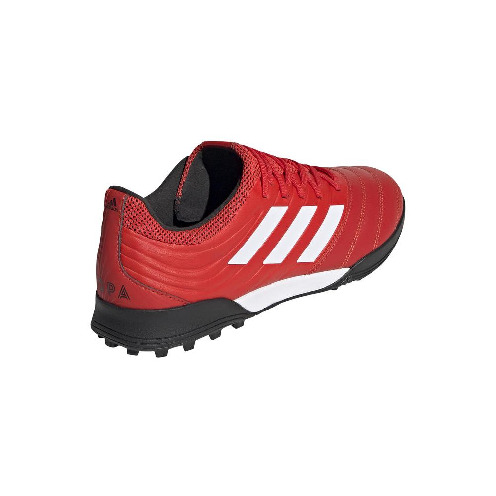ADIDAS scarpe da calcio copa 20.3 tf rosso bianco uomo