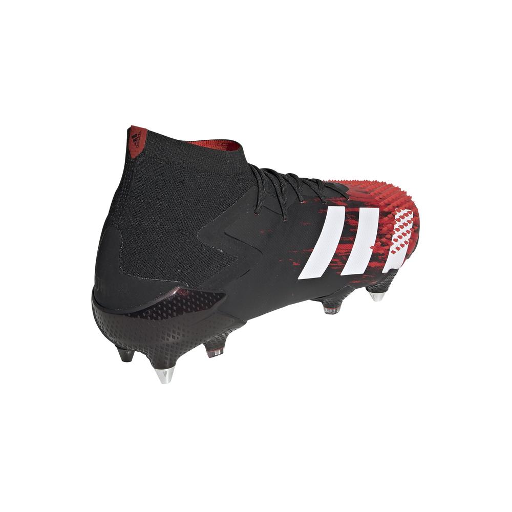 ADIDAS scarpe da calcio predator mutator 20.1 sg nero bianco