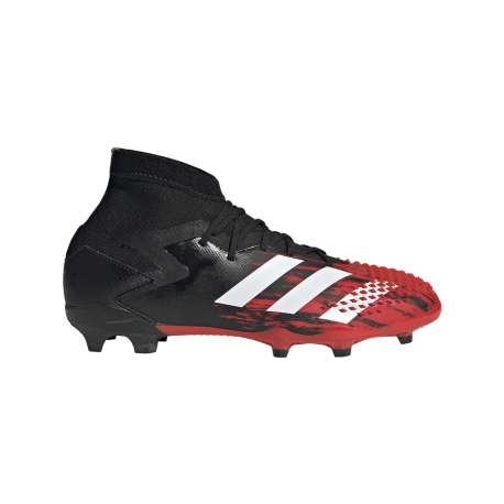 ADIDAS scarpe da calcio predator dracon 20.1 fg nero bianco bambino