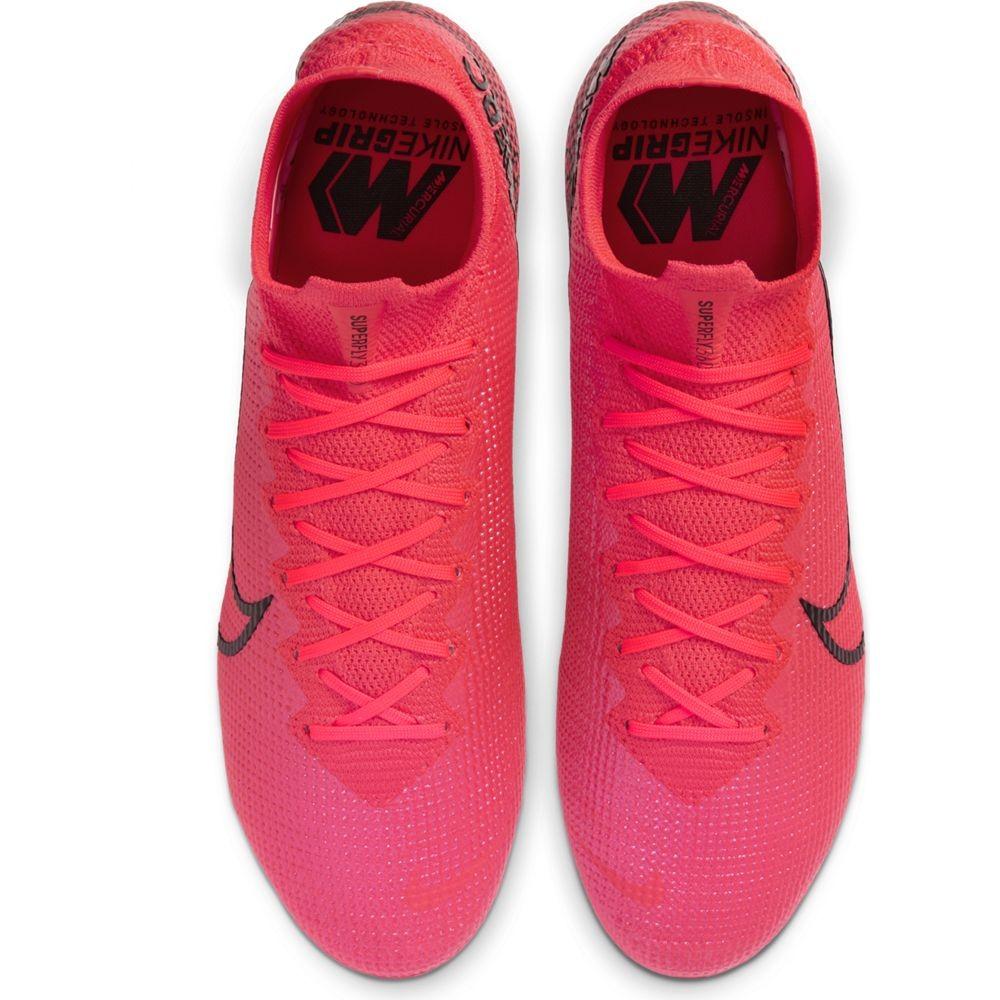 Nike Scarpe Da Calcio Superfly 7 Elite Fg Rosso Nero Uomo  qwgQCA