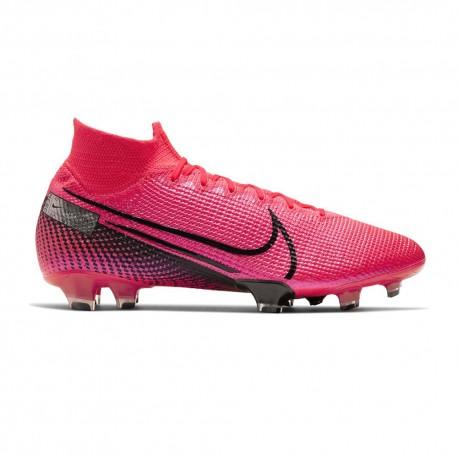 Nike Scarpe Da Calcio Superfly 7 Elite Fg Rosso Nero Uomo