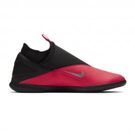 Nike Scarpe Da Calcio Phantom Vision 2 Club Df FgMg Nero Argento Uomo