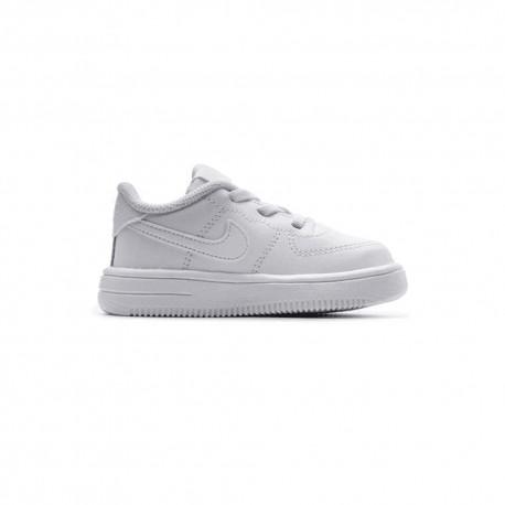 Nike Sneakers Force 1 18 Td Bianco Bambino