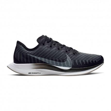 Nike Scarpe Running Zoom Pegasus Turbo 2 Nero Bianco Donna