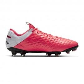 Nike Scarpe Da Calcio Tiempo Legend 8 Elite Fg Rosso Nero Uomo
