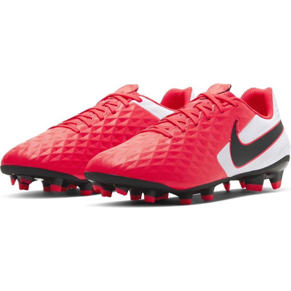 Nike Scarpe Calcio Football Superfly 7 Elite FG UOMO Rosso flyknit