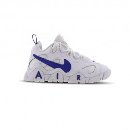 Nike Sneakers Air Barrage Low Gs Bianco Blu Bambino