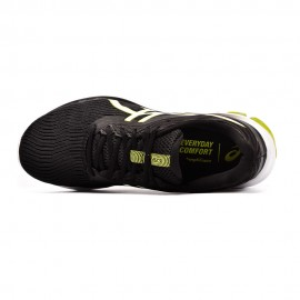 Asics Scarpe Running Gel-Pulse 11 Nero Neon Lime Uomo