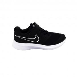 Nike Sneakers Star Runner 2 Psv Nero Bianco Bambino