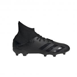 ADIDAS scarpe da calcio predator 20.3 fg nero bambino