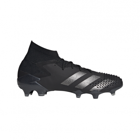ADIDAS scarpe da calcio predator 20.2 fg nero uomo