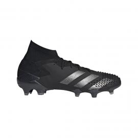 ADIDAS scarpe da calcio predator dracon 20.1 fg nero uomo