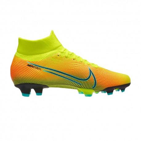 Nike Scarpe Da Calcio Superfly 7 Pro Mds Fg Lime Nero Uomo