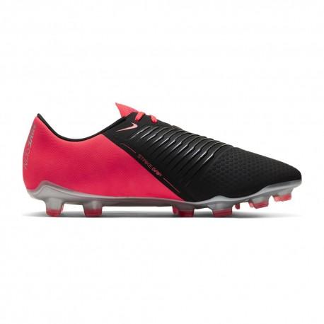 Nike Scarpe Da Calcio Phantom Venom Pro Fg Rosso Nero Uomo