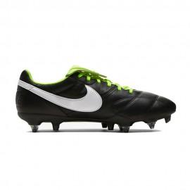 Nike Scarpe Da Calcio The Premier Ii Sg-Pro Ac Nero Bianco Uomo