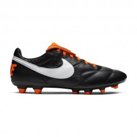 Nike Scarpe Da Calcio The Premier II Fg Nero Bianco Uomo