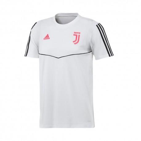 ADIDAS maglia calcio juve bianco nero uomo