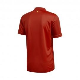 ADIDAS maglia calcio spagna home rosso uomo