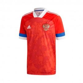ADIDAS maglia calcio russia home rosso uomo
