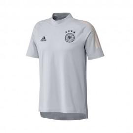 ADIDAS maglia calcio germany dfb grigio uomo