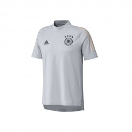 ADIDAS maglia calcio germany dfb grigio bambino