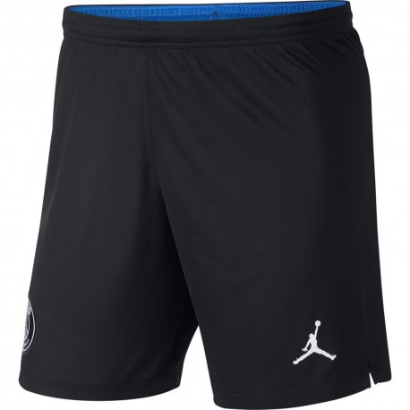 Nike Pantaloncini Calcio Psg Stadium 4r Jordan Nero Bianco Uomo