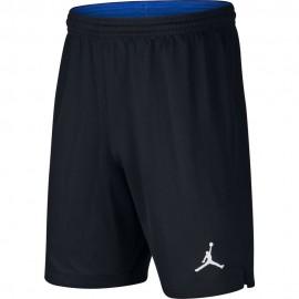 Nike Pantaloncini Calcio Psg Stadium 4r Jordan Nero Bianco Bambino
