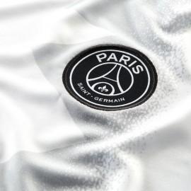 Nike Maglia Calcio Psg Pre Match Jordan Bianco Nero Uomo