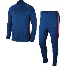 Nike Tuta Calcio Football Academy K2 Blu Rosso Bambino