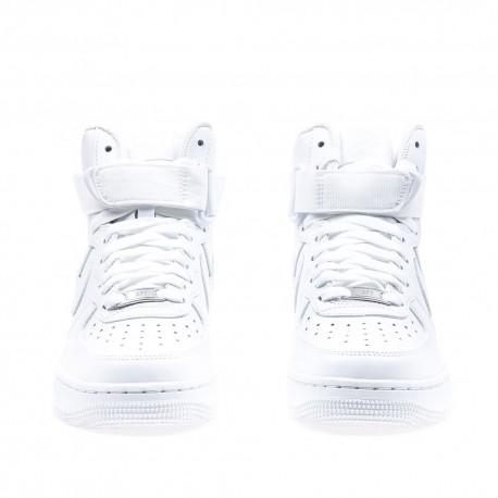 Nike Air Force Scarpe Ginnastica Sneakers Alte Caviglia 38,5