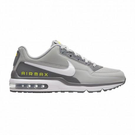 Nike Sneakers Air Max Ltd 3 Grigio Bianco Uomo