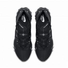 Nike Sneakers React Element 55 Nero Bianco Uomo
