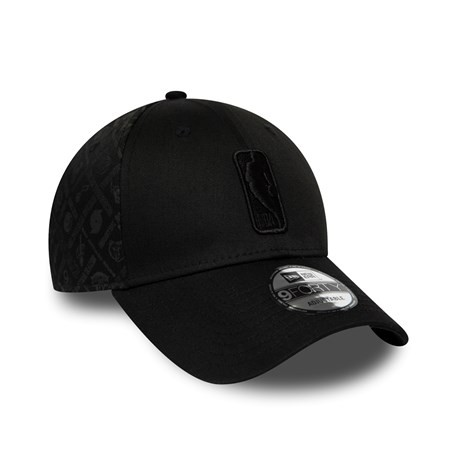 New Era Cappellino Nba Nero Uomo