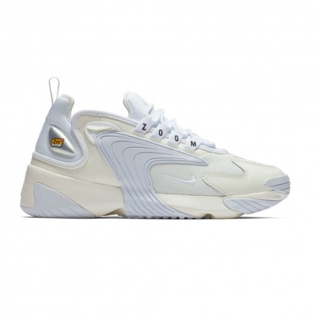 Nike Sneakers Zoom 2k Bianco Donna