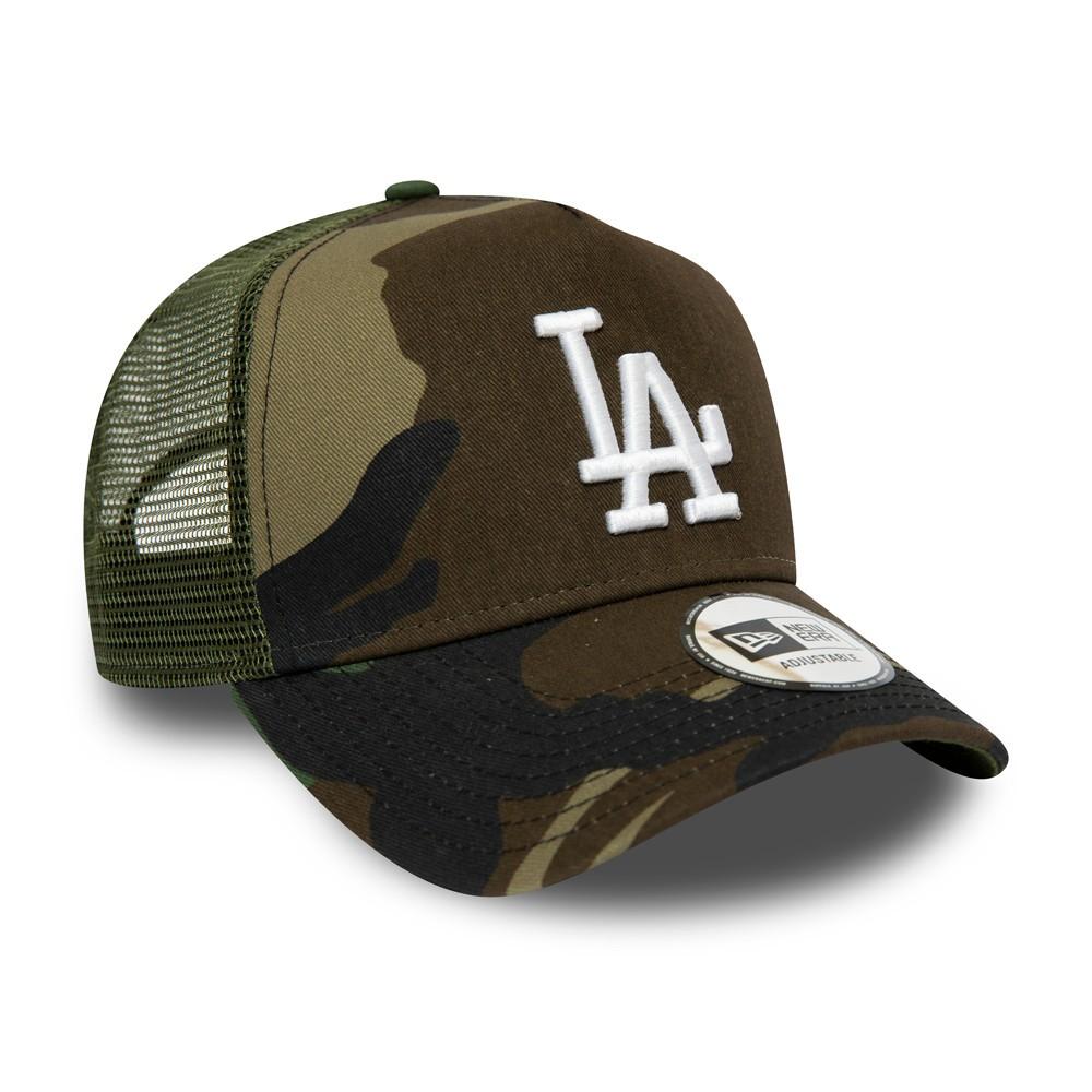 New Era 9 FORTY NBA Los Angeles Lakers regolabile Curvo Camionista Cappellino Da Baseball