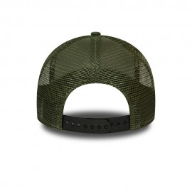 New Era Cappellino Truck Camouflage Verde Uomo
