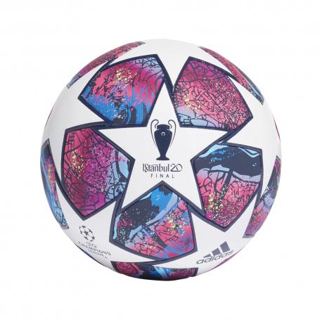 ADIDAS pallone da calcio finale ist pro bianco royal unisex