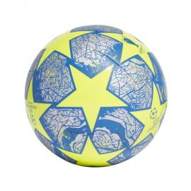 ADIDAS pallone da calcio finale ist clb giallo argento unisex